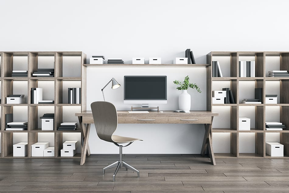 Turn Your Spare Room into a Home Office or Study