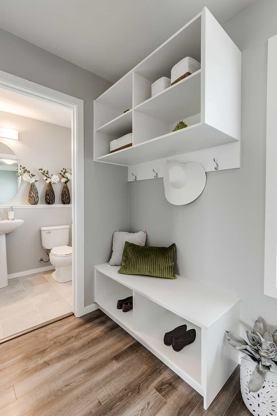 What is a Mudroom Bench?