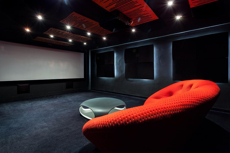 Create a Home Cinema