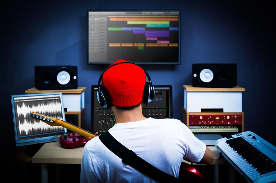 Create a Home Studio or Man Cave