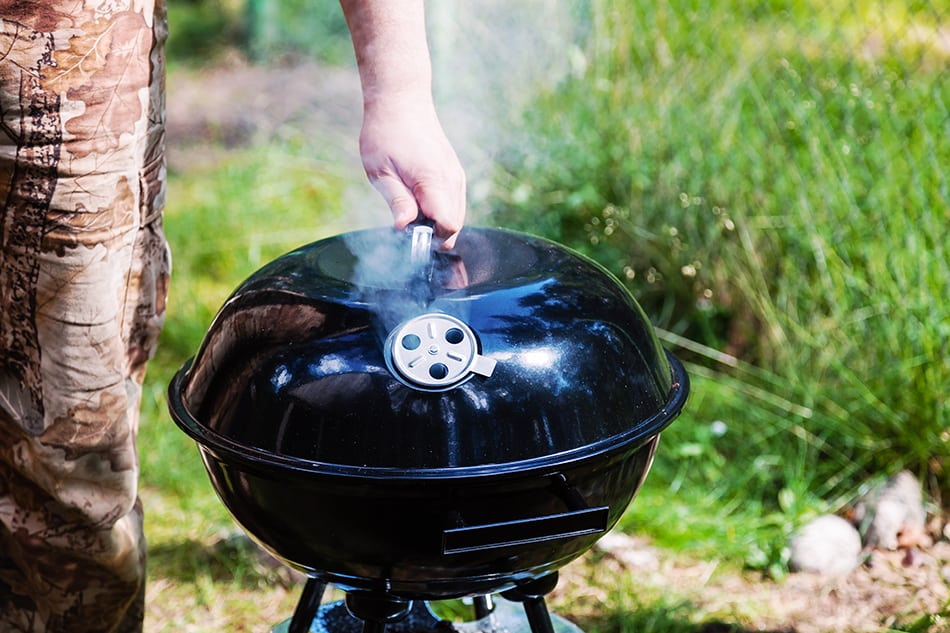 Grill Lid