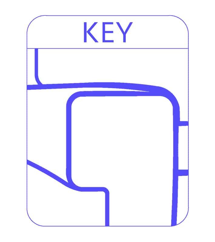 Key Sofa Arm