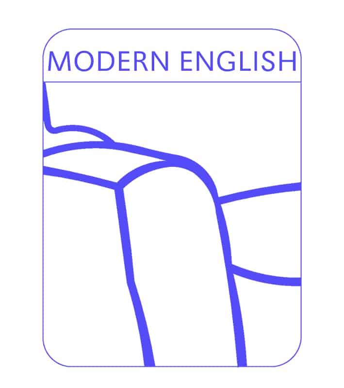 Modern English Sofa Arm