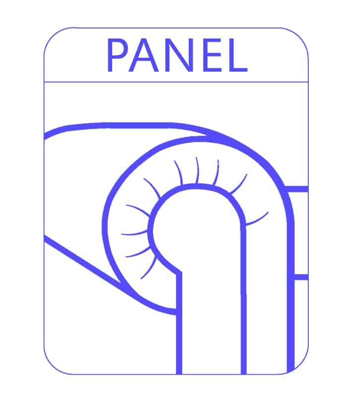 Panel Sofa Arm
