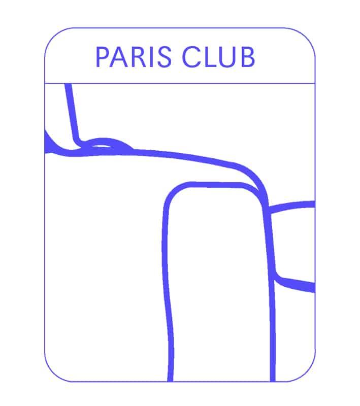 Paris Club Sofa Arm