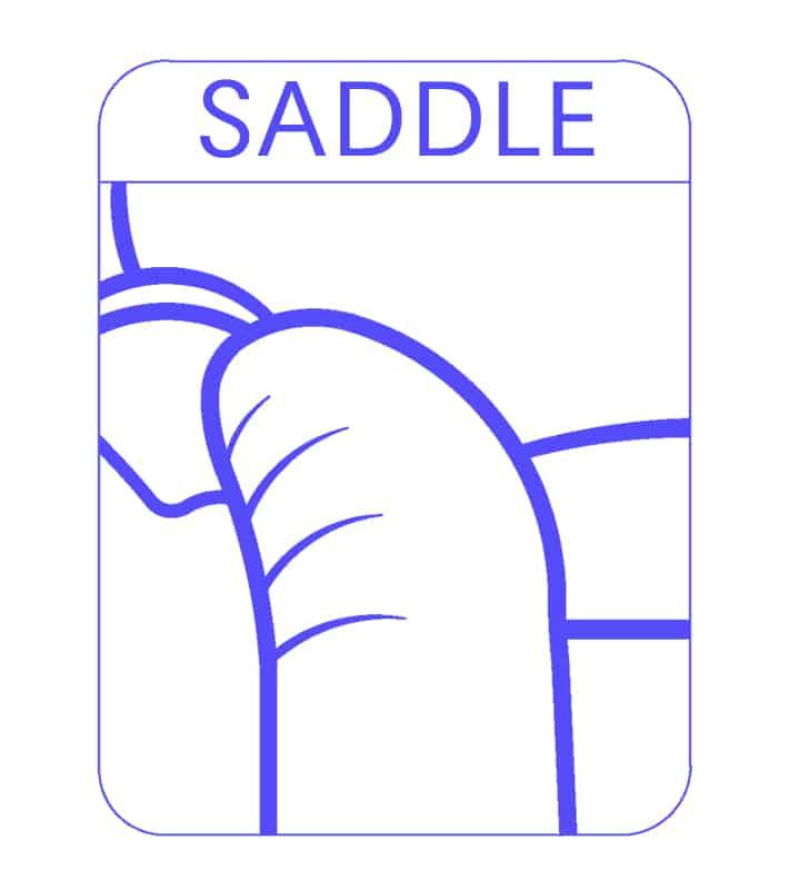 Saddle Sofa Arm