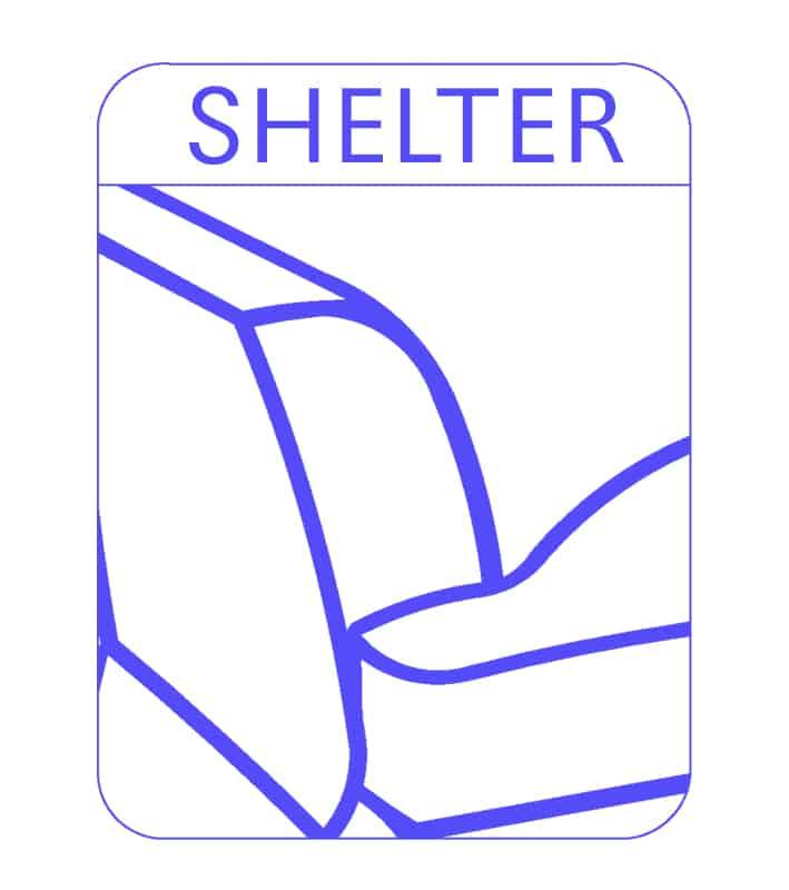 Shelter Sofa Arm