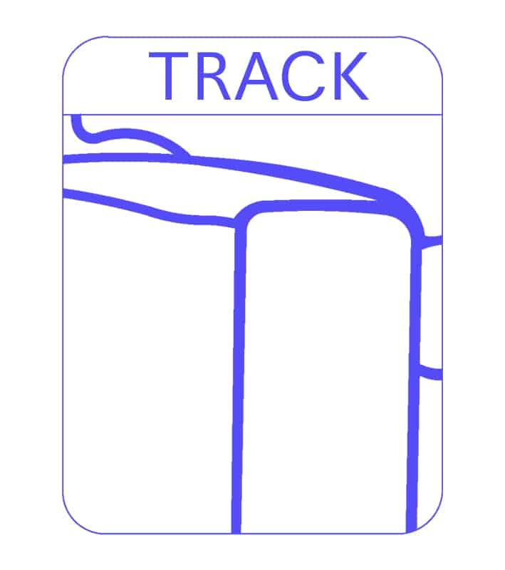 Track Sofa Arm