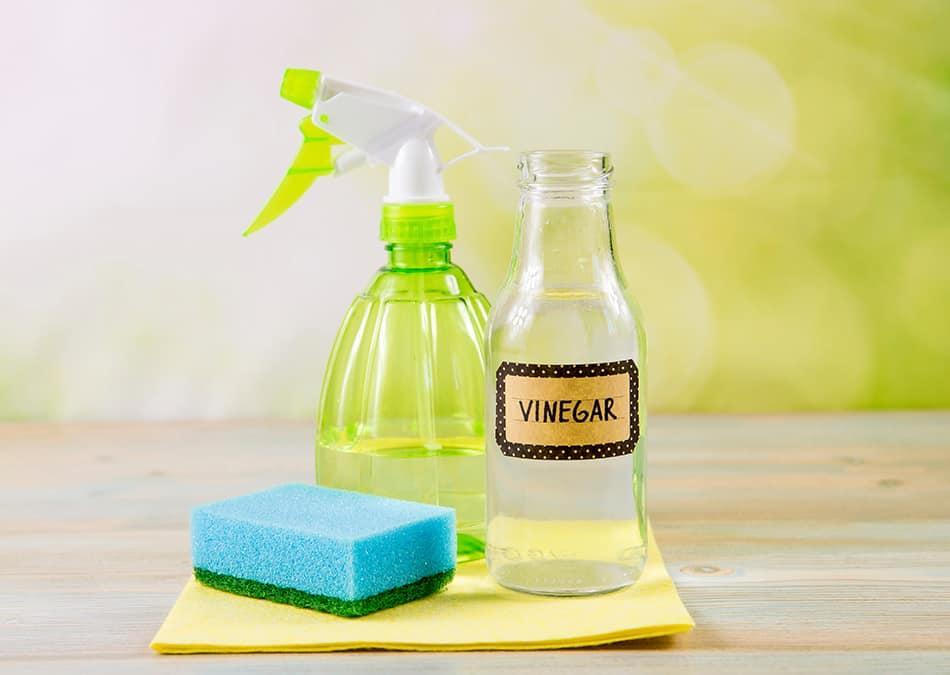 Use Vinegar