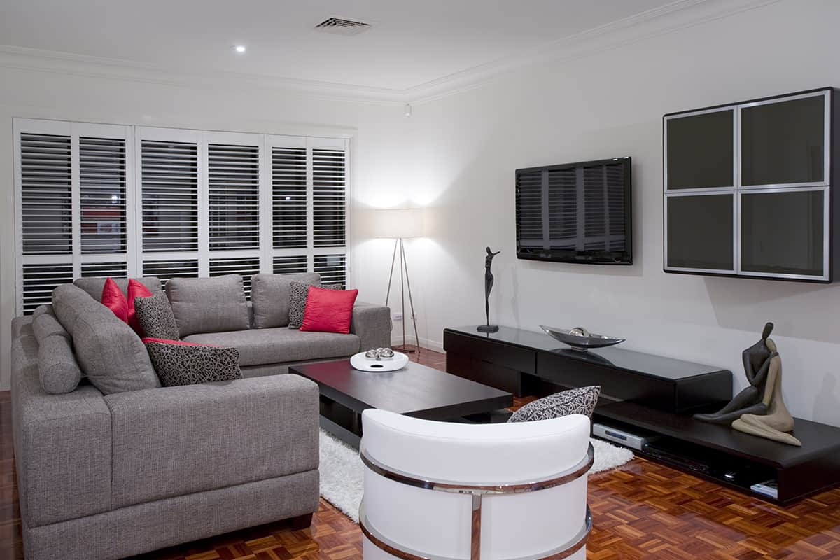 Modernize the Space with Charcoal Furniture