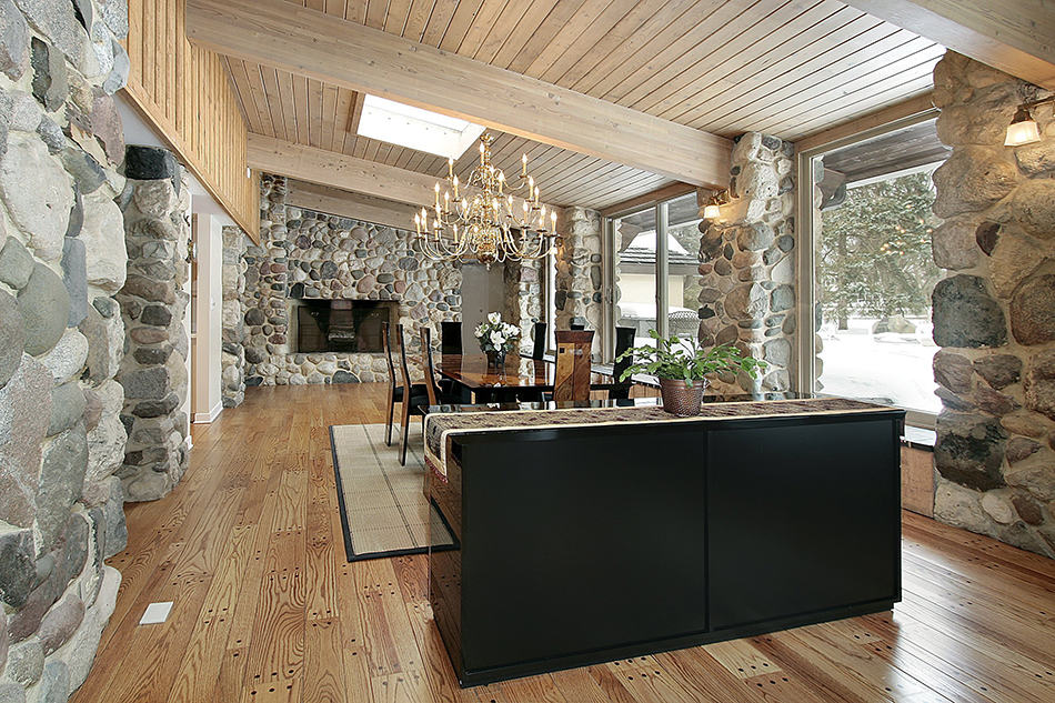Modernize the Space with Feature Walls