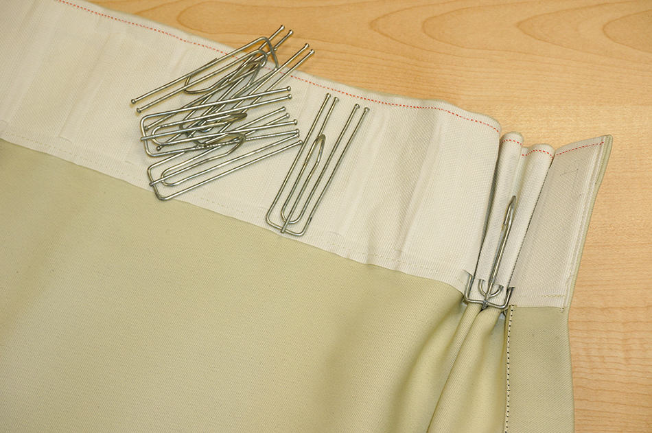 Best Hooks to Use For Pinch Pleat Curtains