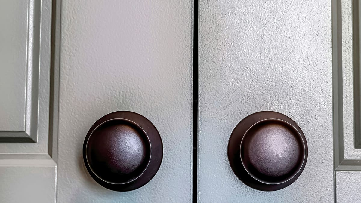 Black Doorknob