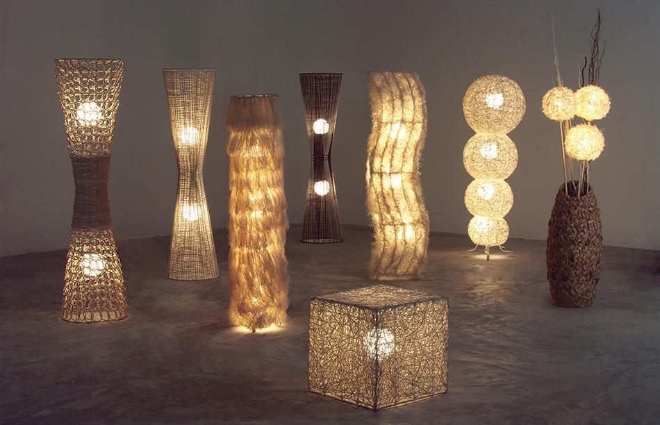 Tower Floor Lamp