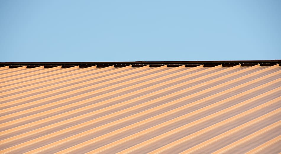 What is a Copper Roof?