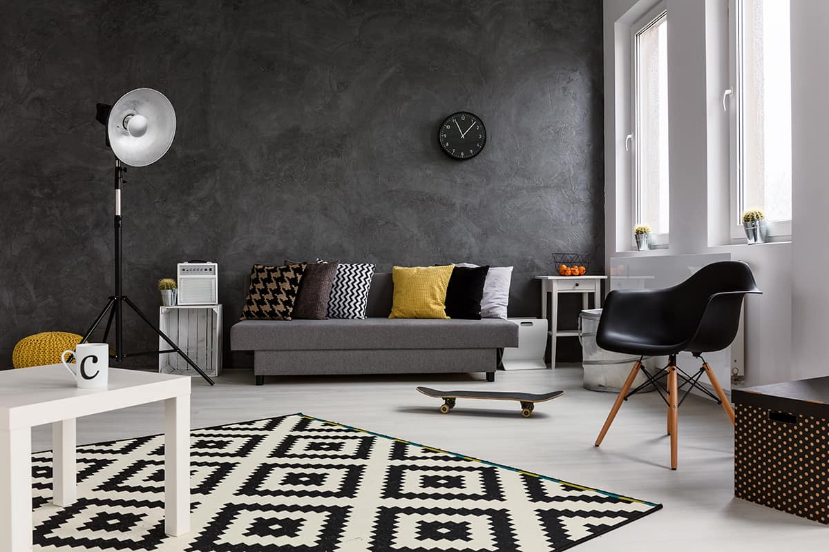 Accentuate with Grey