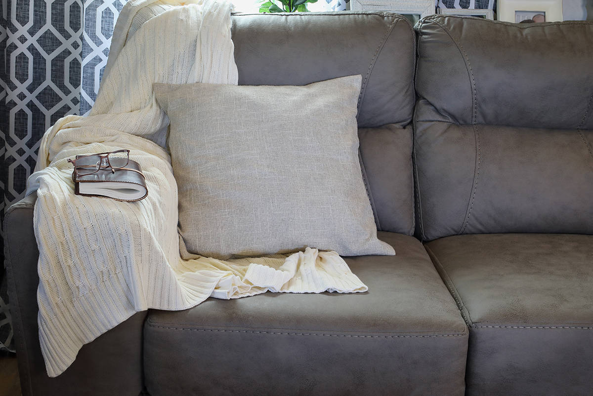 Light Grey Pillows