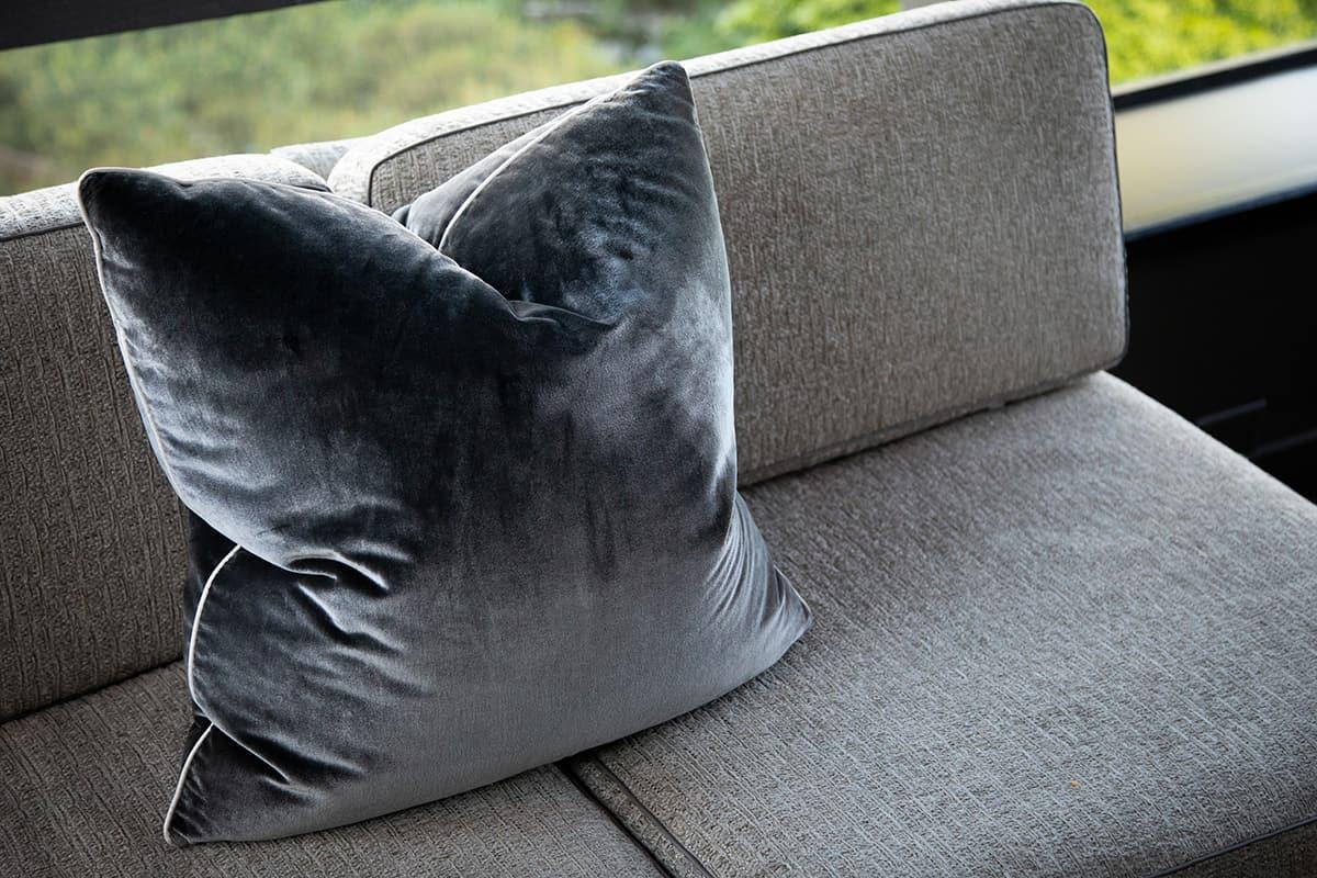 Velvety Pillows
